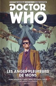 Robbie Morrison et Daniel Indro - Doctor Who le dixième docteur Tome 2 : Les anges pleureurs de Mons.