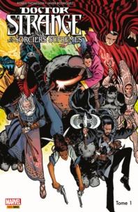 Robbie Thompson - Doctor Strange et les sorciers suprêmes (2015) T01 - Les intemporels.