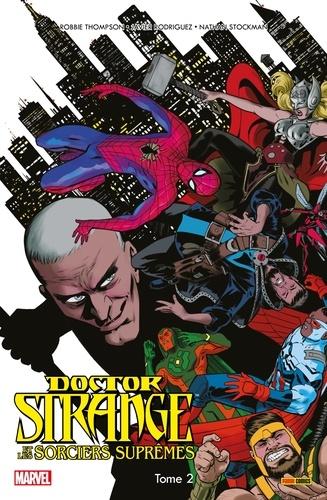 Doctor Strange et les sorciers suprêmes (2015) T02 - 9782809475432 - 12,99 €