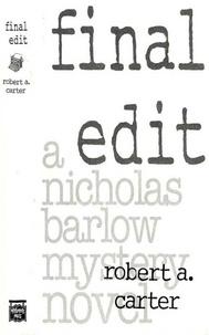 Robert A Carter - Final Edit.