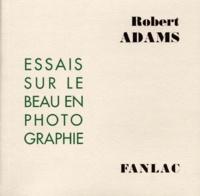 Robert Adams - .