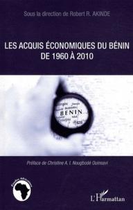 Histoiresdenlire.be Les acquis économiques du bénin de 1960 à 2010 - Actes du symposium organisé à Cotonou du 22 au 23 juillet 2010 Image