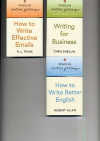 Robert Allen - How to Write Better English.