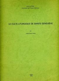 Robert Amiet - Le culte liturgique de sainte Geneviève.
