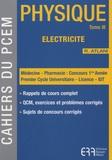 Robert Atlani - Physique - Tome 3 : Electricité.