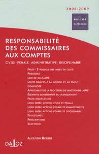 Robert Augustin - Responsabilité des commissaires aux comptes.