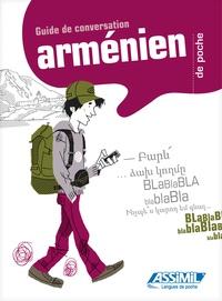 Robert Avak - L'Arménien de poche - Guide de conversation.