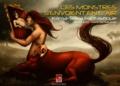 Robert Ayats et Sabine Van Apeldoorn - Les monstres s'envoient en l'air - Kama-Sutra fantastique.