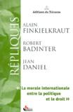 Robert Badinter et Jean Daniel - .