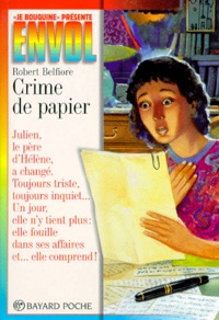 Galabria.be Crime de papier Image