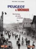 Robert Belot et Pierre Lamard - Peugeot à Sochaux - Des hommes, une usine, un territoire.