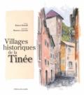 Robert Bistolfi et Maurice Guerrin - Villages historiques de la Tinée.