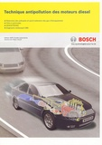 Robert Bosch - Techniques antipollution des moteurs diesel.