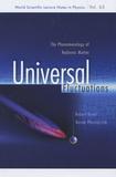 Robert Botet et Marek Ploszajczak - Universal Fluctuations - The Phenomenology of Hadronic Matter.