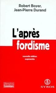 Robert Boyer et Jean-Pierre Durand - .