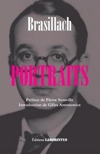 Robert Brasillach - Portraits.