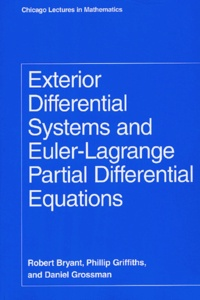 Openwetlab.it Exterior differential systems and euler-lagrange partial differential equations Image