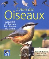 Robert Burton - L'ami des oiseaux.