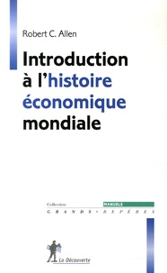 Deedr.fr Introduction à l'histoire économique mondiale Image