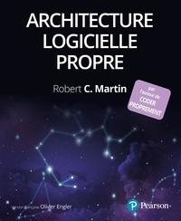 Robert-C Martin - Architecture logicielle propre - Guide pratique pour la conception de logiciels.
