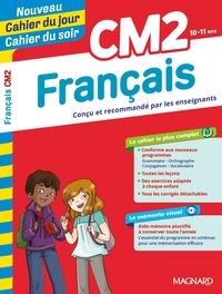 Robert Camille et Bernard Séménadisse - Cahier du jour/Cahier du soir Français CM2 + mémento.