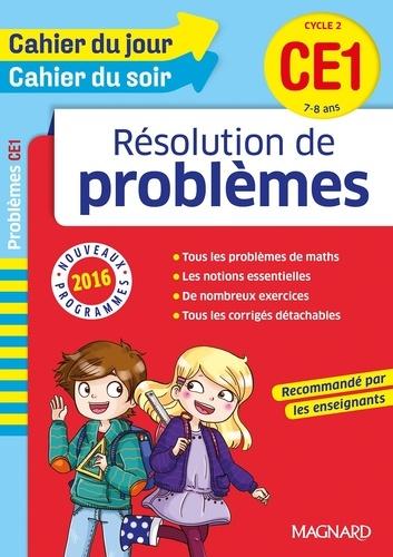 Résolution de problèmes CE1 Cycle 2  Edition 2016