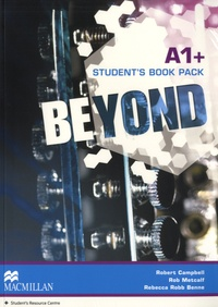 Galabria.be Beyond A1+ Student's Book Pack Image