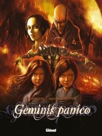 Robert Cepo et Stéphane Martinez - Geminis Panico Tome 1 : .