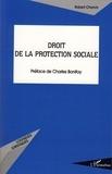 Robert Charvin - Droit de la protection sociale.
