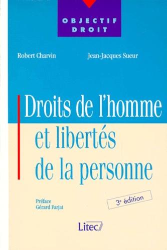 Robert Charvin et Jean-Jacques Sueur - .