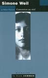 Robert Chenavier - Simone Weil - L'attention au réel.