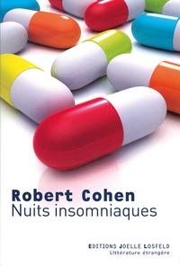 Robert Cohen - Nuits insomniaques.