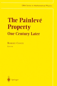 Robert Conte - THE PAINVELE PROPERTY. - One century later.
