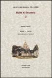 Robert Costet - Etudes et documents 17 - Siam Laos histoire de la mission.
