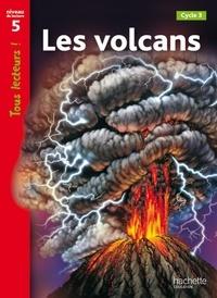 Robert Coupe - Les volcans - Niveau de lecture 5.
