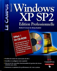 Robert Cowart - Windows XP SP2 - Edition Professionnelle. 1 Cédérom