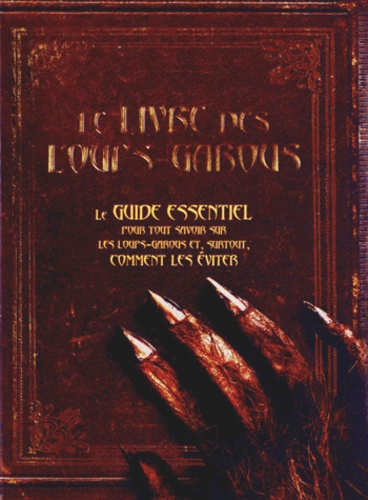Robert Curran - Le livre des loups-garous.
