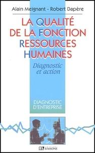 Robert Dapère et Alain Meignant - .