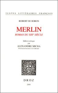 Robert de Boron - .