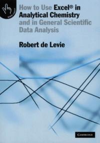 Robert De Levie - .