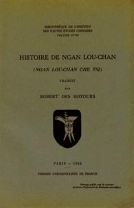 Accentsonline.fr Histoire de Ngan Lou-chan (Ngan Lou-chan che tsi) Image