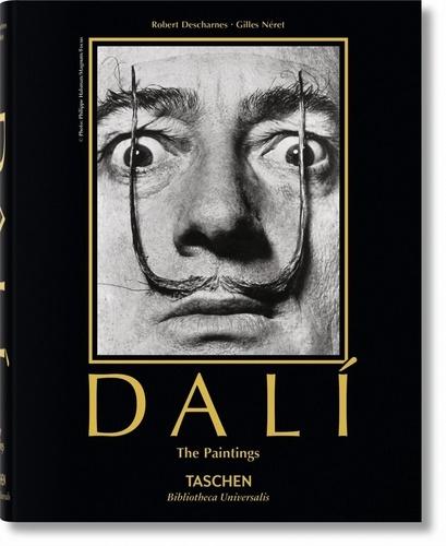 Robert Descharnes et Gilles Néret - Dali - The Paintings.