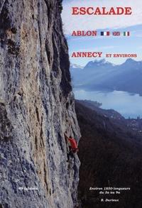 Robert Durieux - Ablon  et falaises d'Annecy - 49 Falaises de la région d'Annecy.