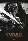 Robert-E Howard - Conan le Cimmérien  : Le colosse noir - Edition spéciale en noir et blanc.