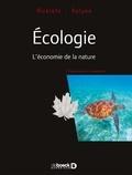 Robert-E Ricklefs et Rick Relyea - Ecologie - L'économie de la nature.