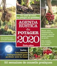 Robert Elger - Agenda Rustica du potager.