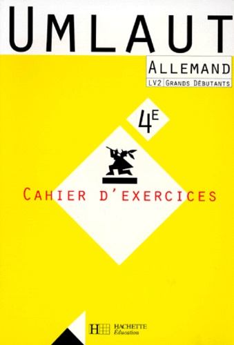 Allemand 4eme Lv2 Cahier D Exercices
