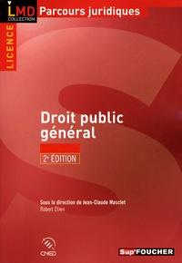 Robert Etien - Droit public général.
