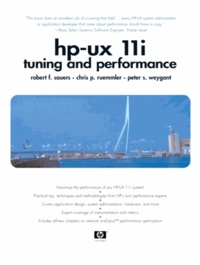 HP-UX 11i - Tuning and Performance.pdf
