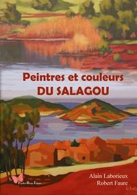 Robert Faure - Peintres et couleurs du Salagou.